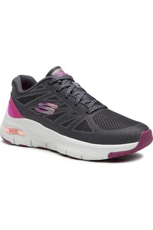 Skechers She's Effortless 149411/CCPK Charcoal/Pink