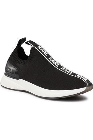 Karl Lagerfeld KL62115 Black Knit Textile