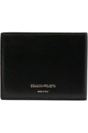 COMMON PROJECTS Portemonnaie mit Logo-Stempel