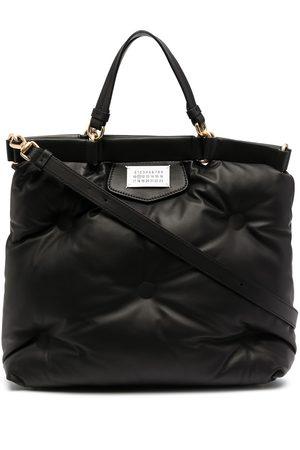 Maison Margiela Glam Slam Handtasche mit Nummern-Patch