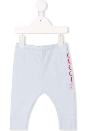 Gucci Baby Leggings & Treggings - Leggings mit Logo-Print