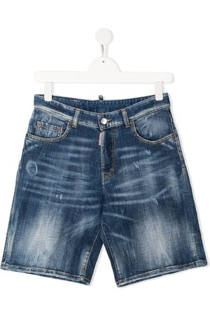 Dsquared2 TEEN Jeans-Shorts