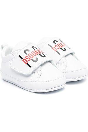 Dsquared2 Icon Sneakers mit Klettverschluss