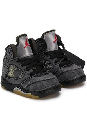 Nike x Off-White Kids Jungen Sneakers - Air Jordan 5' Sneakers