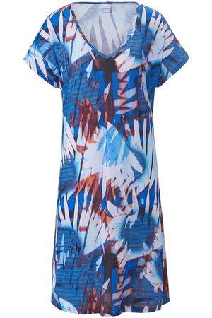Sunflair Kleid überschnittener Schulter