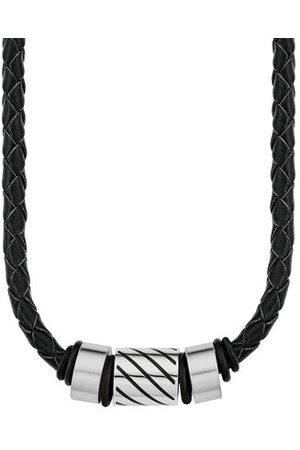 Amor Halsband für Herren, Edelstahl, , 45 cm