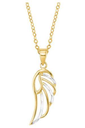 Amor Damen Halsketten - Kette mit Anhänger, Bicolor