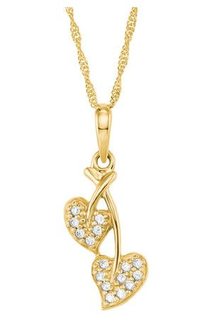 Amor Damen Halsketten - Kette mit Anhänger