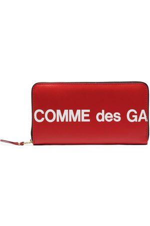Comme Des Garçons Wallet Geldbörsen & Etuis - Portemonnaie mit Logo-Print