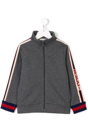 Gucci Jungen Sweatshirts - Sweatshirt mit Logo-Streifen