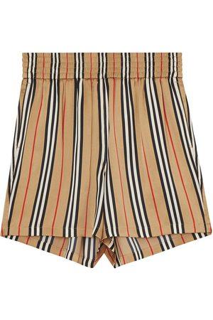 Burberry Damen Shorts - Icon' Shorts