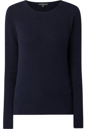 Montego Pullover aus Baumwolle