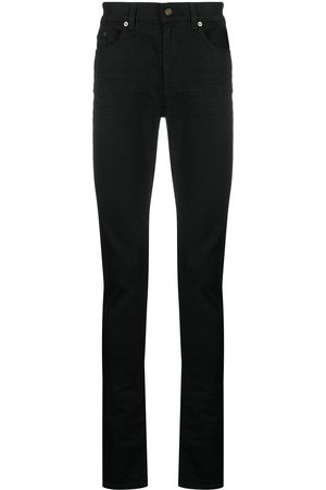 Saint Laurent Schmale Jeans im Five-Pocket-Design