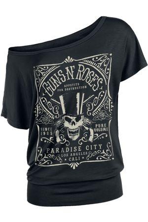 Guns N' Roses Paradise City Label T-Shirt
