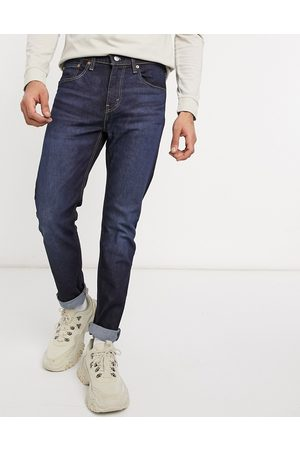 Levi's Levi's Youth 512 – Lo-Ball – Schmal zulaufende Jeans in dunkler Myers-Crescent-Advanced-Waschung
