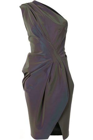 MATICEVSKI Damen Cocktailkleider - Schimmerndes Kleid