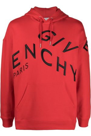 Givenchy Hoodie mit Refracted-Logo