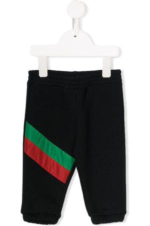 Gucci Jogginghose mit Streifendetail