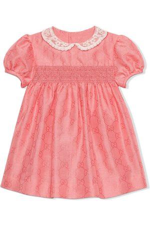 Gucci Kleid mit GG-Muster