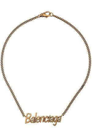 Balenciaga Halskette mit Logo