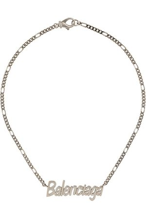 Balenciaga Herren Halsketten - Typo' Halskette