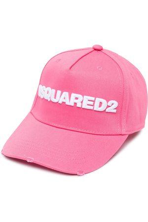 Dsquared2 Damen Hüte - Baseballkappe mit Logo