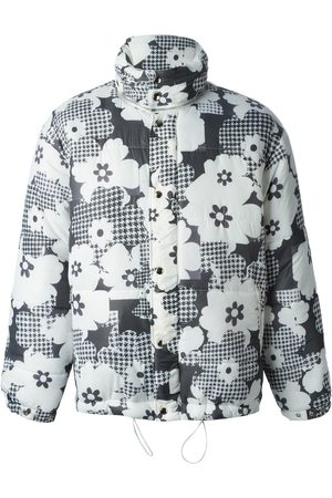CHRISTOPHER SHANNON Jacke mit floralem Print