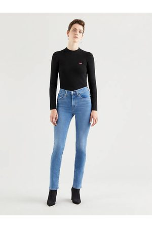 Levi's Damen Straight - 724™ High Rise Straight Jeans - Neutral / Neutral