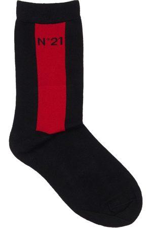 Nº21 Socken Aus Baumwollmischung