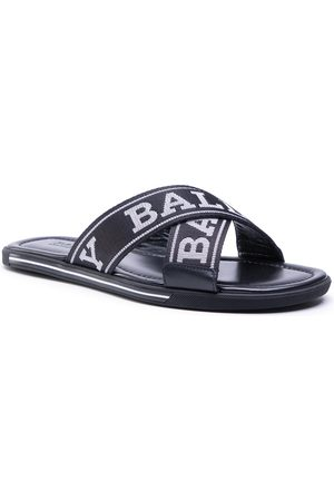 Bally Herren Sandalen - Bonks 6221311 Black/White