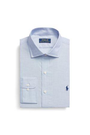 Polo Ralph Lauren Slim-Fit Popelinehemd