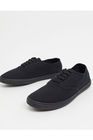 ASOS – Oxford-Leinenschuhe in