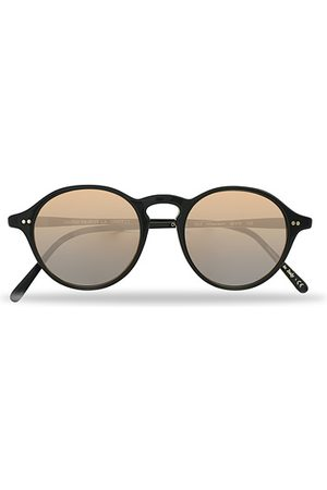 Oliver Peoples Maxson Sunglasses Black/Dusk Beach