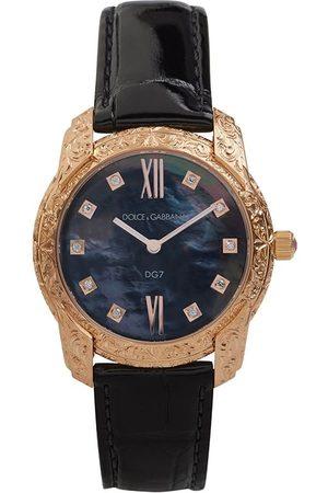 Dolce & Gabbana DG 7 Gattopardo' Armbanduhr, 40mm