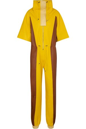 DODO BAR OR Jumpsuit aus Leder