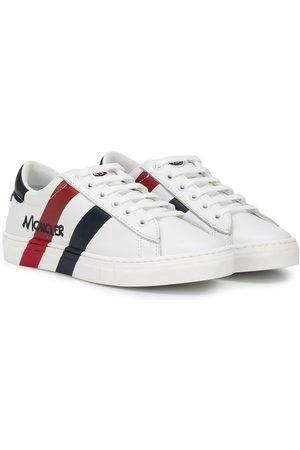 Moncler Jungen Sneakers - Gestreifte Sneakers