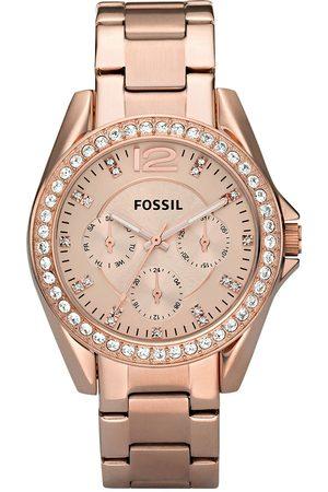Fossil Riley ES2811 Rose Gold/Rose