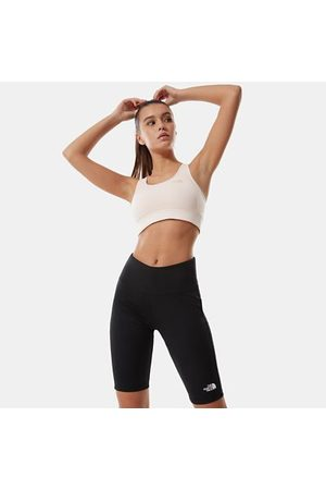 The North Face Women's Flex Tight Shorts Tnf Black Größe L Damen