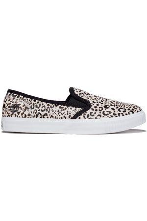 Timberland Skyla Bay Slip-on Schuh Für Damen In Leoparden-print