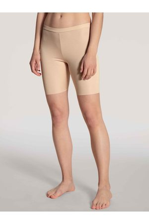 Calida Damen Slips - Natural Skin Longpant, Compostable