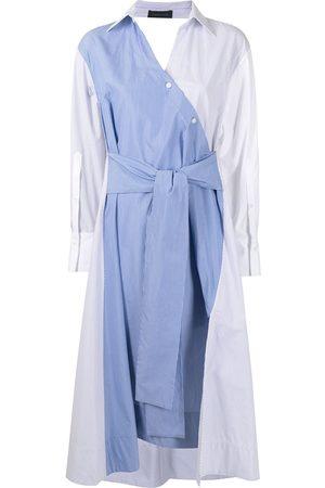 EUDON CHOI Damen Freizeitkleider - Kleid mit Einsätzen
