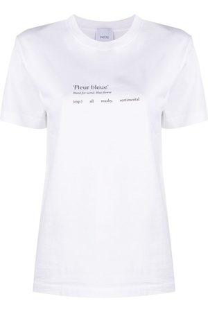 Patou Fleur Bleue T-Shirt