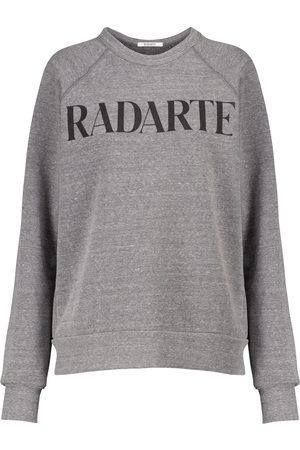 RODARTE Sweatshirt mit Baumwollanteil