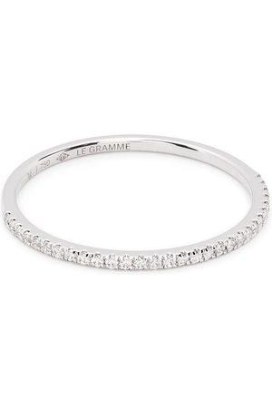 Le Gramme Ringe - 18kt Weißgoldring