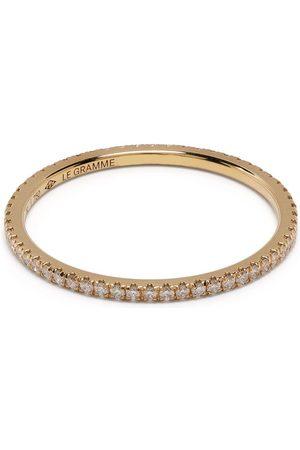Le Gramme Ringe - Ring mit Diamanten-Pavé
