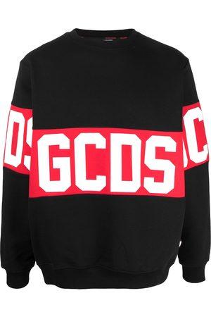Gcds Pullover mit Logo-Print
