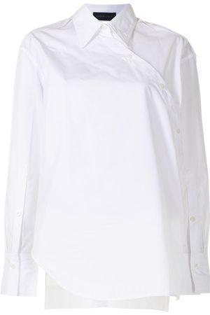 EUDON CHOI Asymmetrisches Hemd