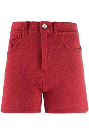 Barrie Shorts mit hohem Bund