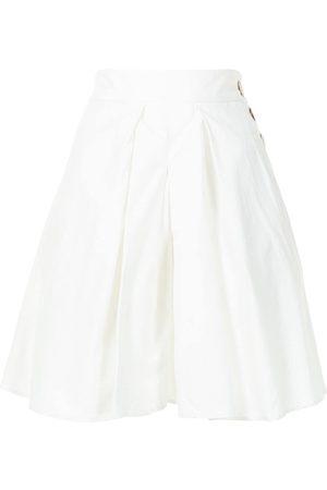 EUDON CHOI Shorts mit hohem Bund