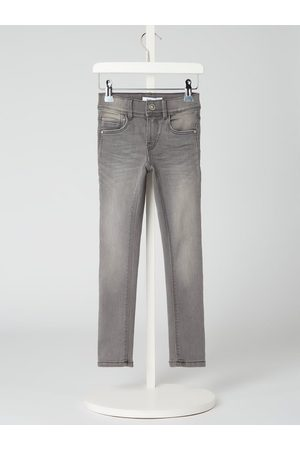 Name it Skinny Fit Jeans mit Stretch-Anteil Modell 'Polly
